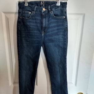 H&M Embrace Ankle Skinny Jeans